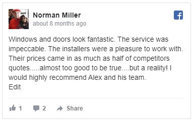 Testimonial from Windows and Doors Client in Montreal